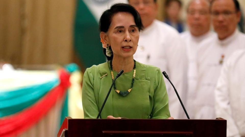 Aung San Suu Kyi,Rohingya crisis,Rohingya exodus