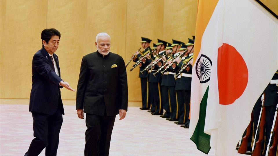 Japan has remained a key strategic partner for India. The two countries are also part of the trilateral Malabar naval exercise held with the US annually. Efforts are on to expand the cooperation into joint defence production. (PTI)
