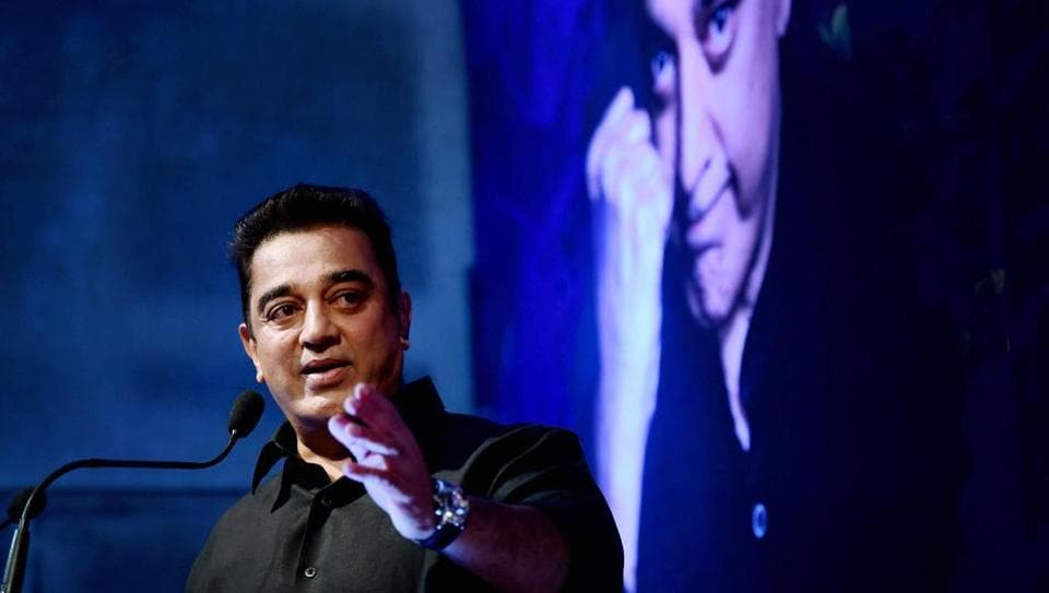 Kamal Haasan may launch his own political party by this month-end.