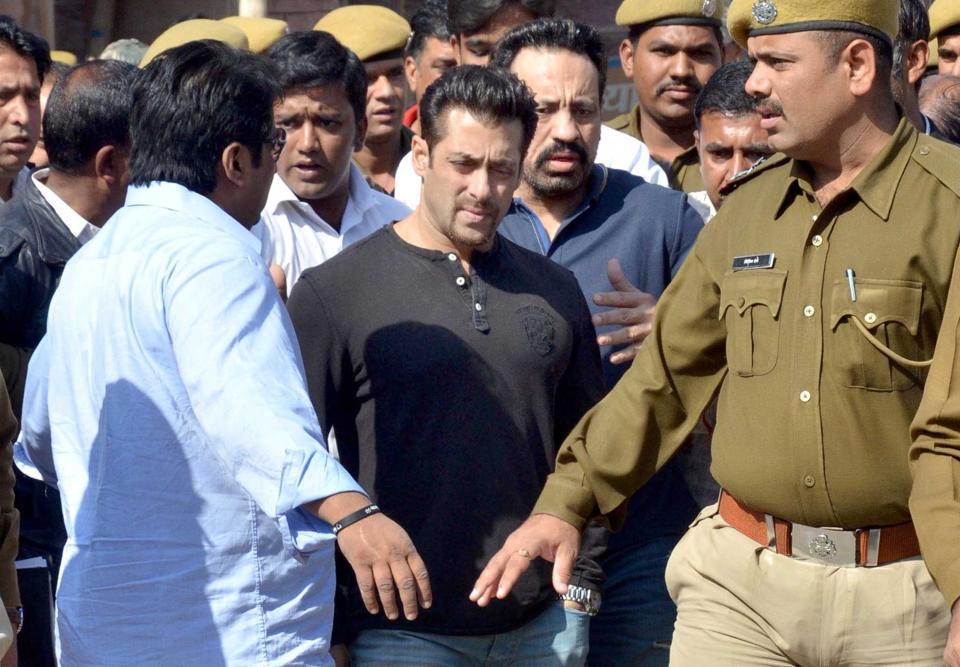Rajasthan news,Salman Khan,black buck