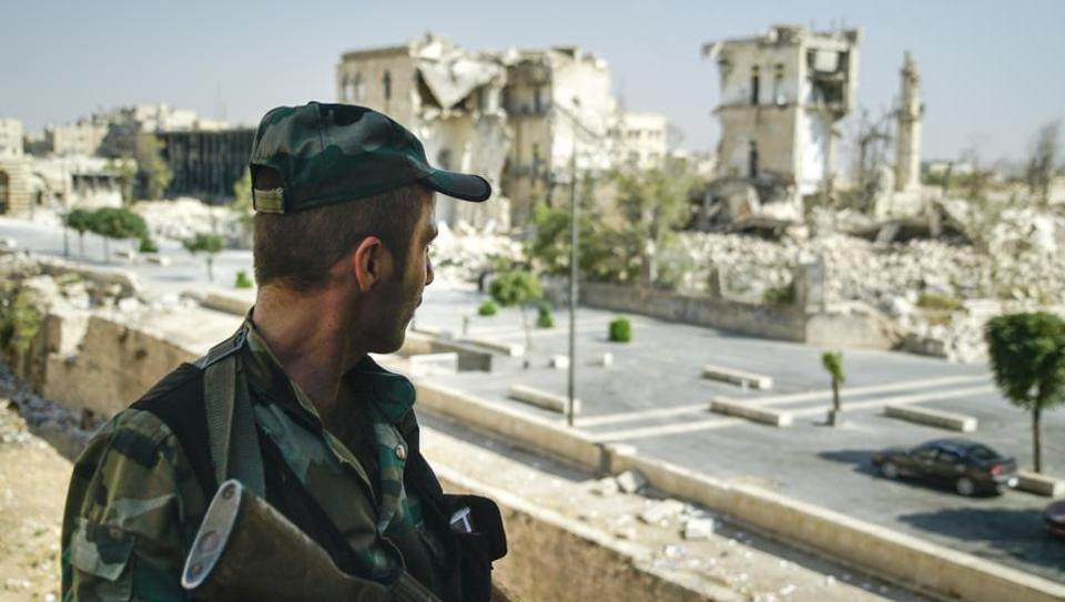 Syria,YouTube,Syrian War