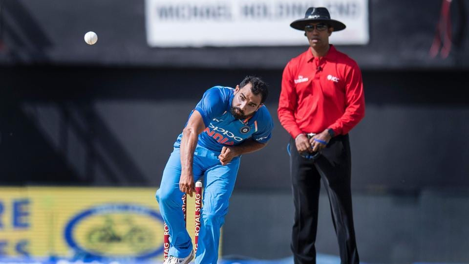 Mohammed Shami, India pacer, has taken 91 wickets in 49 ODIs so far.