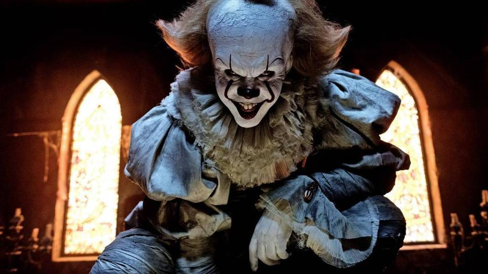 Pennywise has a lot of songs to dance to.