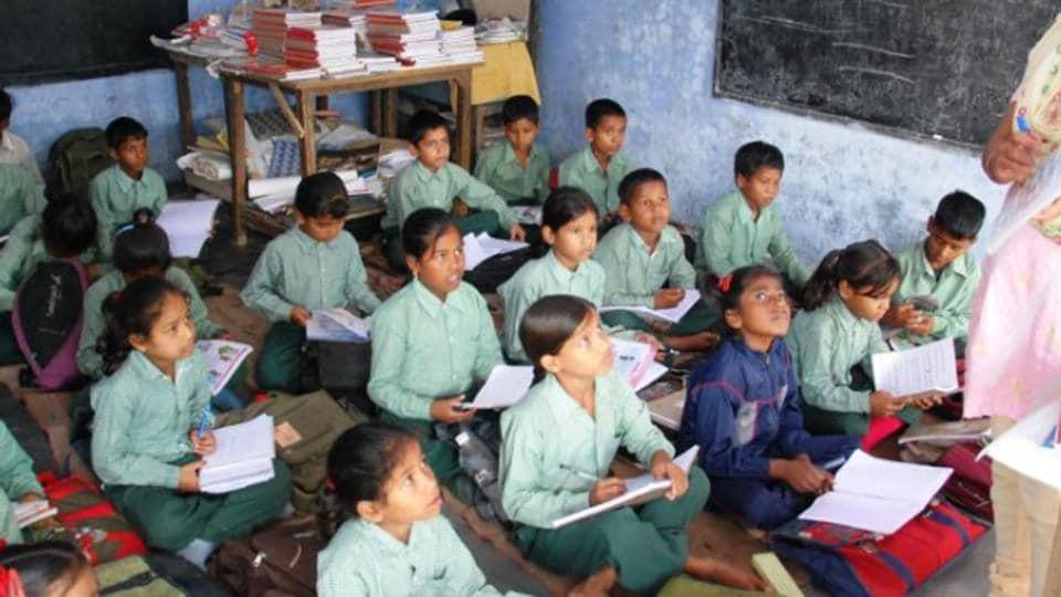 Shortage of teachers,Haryana govt schools,0% results