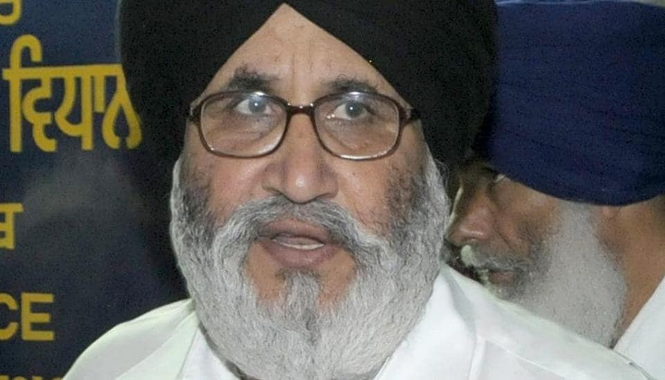 SAD spokesman Daljit Singh Cheema