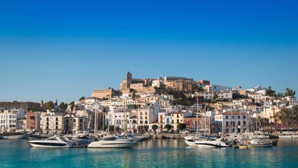 The number of tourists visiting Ibiza almost doubled from 1.7 million in 2010 to three million in 2016.