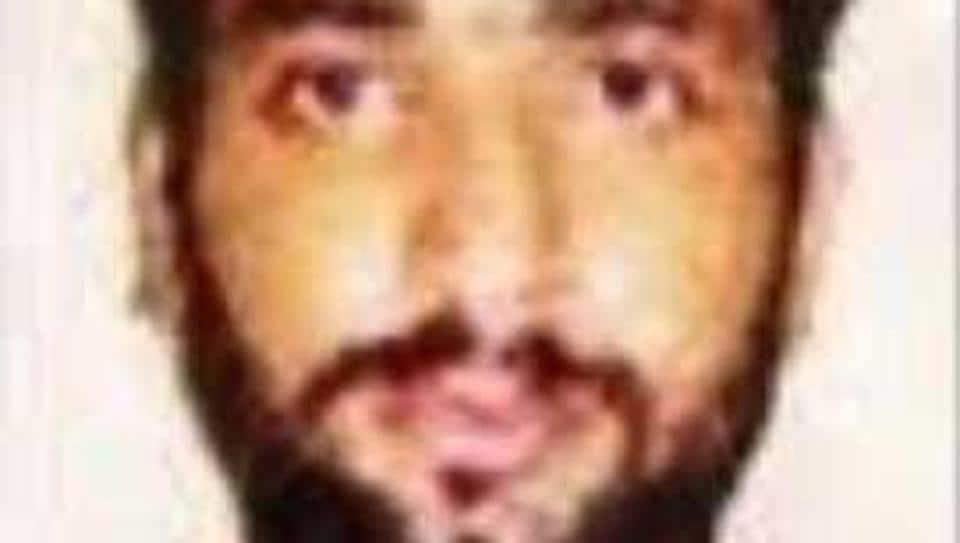 Sonu Dariyapur had been on the run since 2009 when he jumped parole.