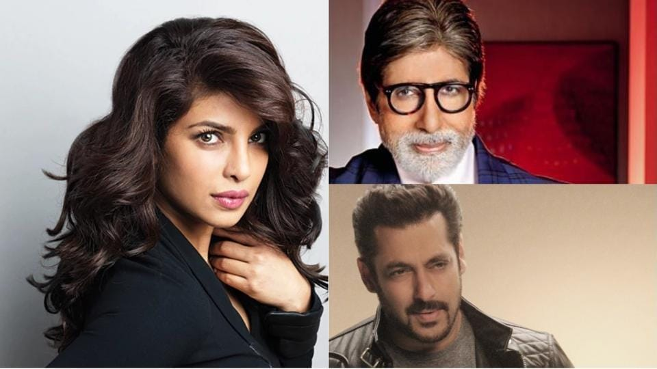 Not just Priyanka Chopra, other Bollywood celebs such as Amitabh Bachchan, Hrithik Roshan and Salman Khan also received a fair amount of Twittter backlash for goofing up.