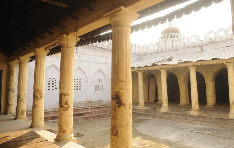 Nawabi-era kitchen,Chhota Imambada,Muharram