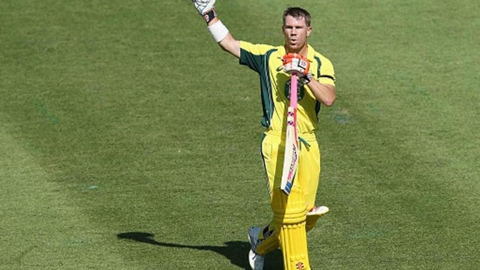 David Warner will hold the key to Australia's chances in the ODI and T20I series against India, starting September 17.  (Twitter )