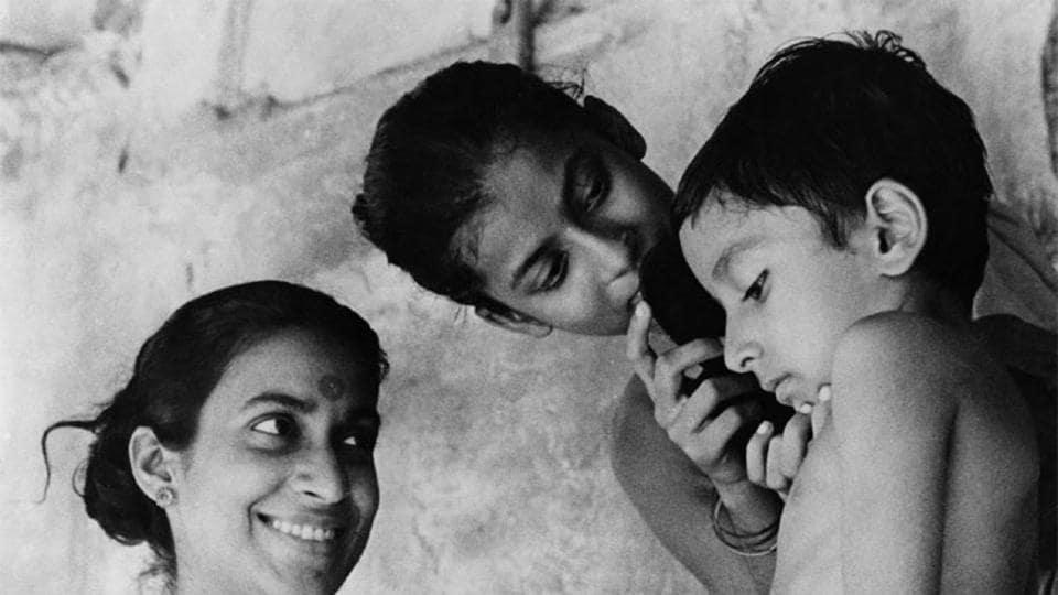 A still from Satyajit Ray's Pather Panchali.