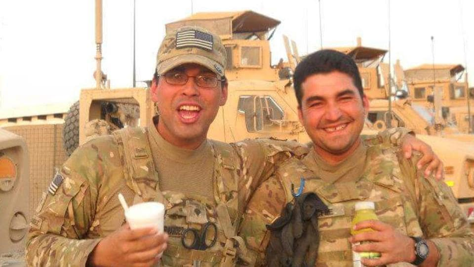 Mohebullah Archiwal worked as a translator for the USArmy but he is keen on promoting cricket in Afghanistan despite the many dangers still lurking in the war-ravaged nation.