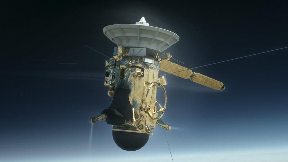 Cassini,Cassini grand finale,The grand finale