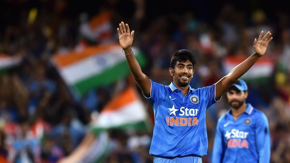 Jasprit Bumrah picked up 15 wickets in the five ODIs against Sri Lanka, a new world record. With his ability to hit yorkers at will at the death, India will be looking up to Bumrah to stifle Australia. (Getty Images)