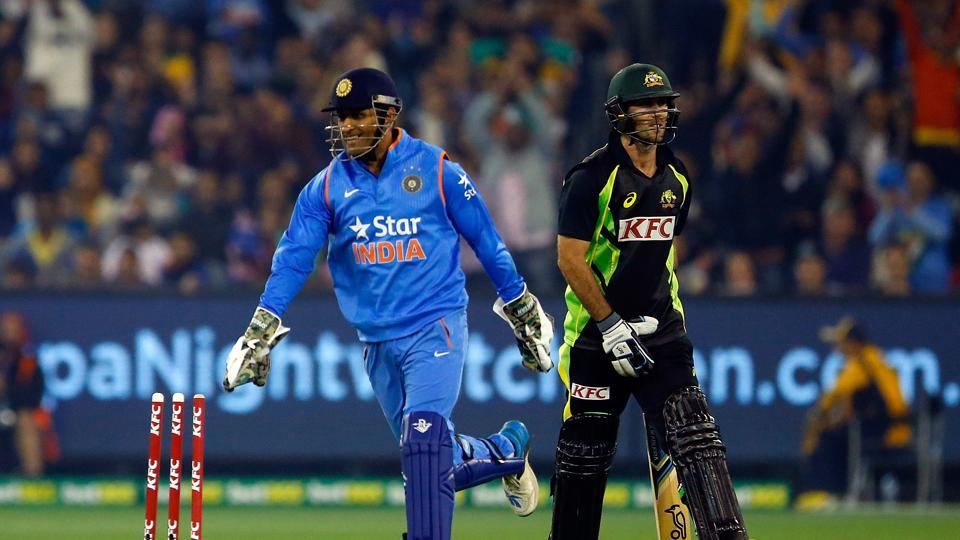 MS Dhoni scored 162 runs and was not dismissed once in the series against Sri Lanka. With his glove work only improving over time, the former India skipper remains lethal. (Getty Images)