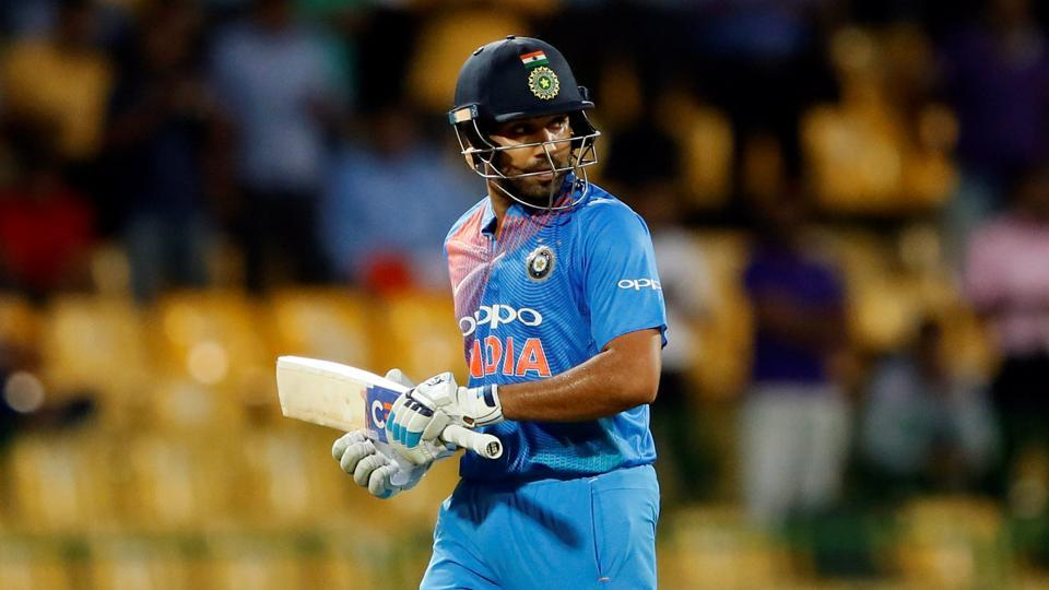 Rohit Sharma owns the record of the highest individual score in One-Day Internationals.