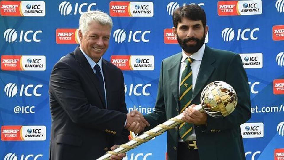 International Cricket Council,Pakistan vs World XI,Pakistan national cricket team