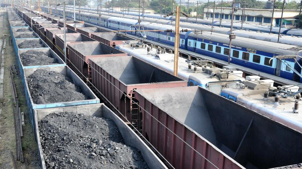 oded coal rack in Dhanbad September 01,2016 -(Photo-Bijay-Hindustan Times)Story/Pankaj Kumar