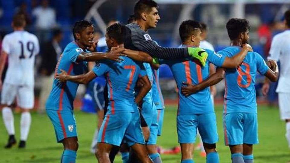FIFA Rankings: Indian football team crash out of top 100