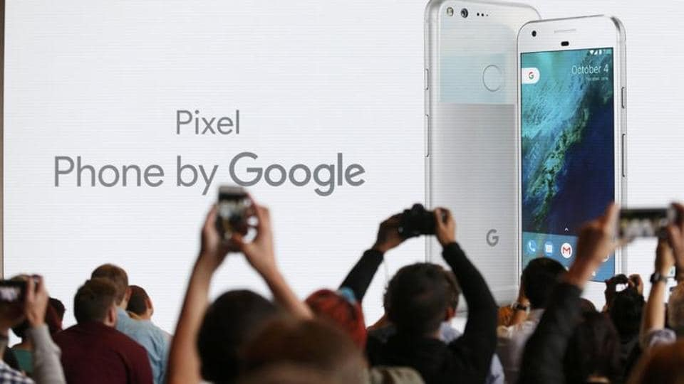 The first generation Pixel Phone by Google was unveiled last October.