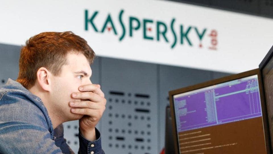 Russia,Kaspersky,Kremlin