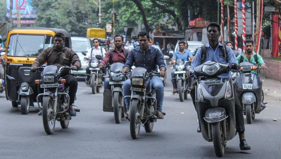 Helmet,Pune,Two-wheeler
