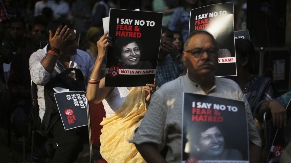 Gauri Lankesh murder,Gauri Lankesh,Kalburgi