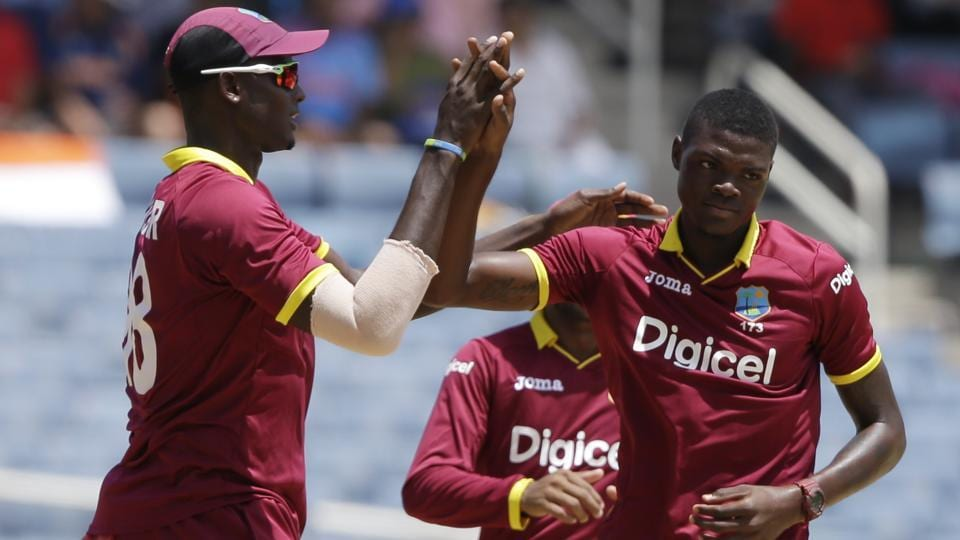 West Indies' task become more hard after Belfast washout