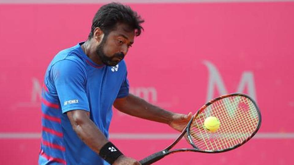 Leander Paes has won eight doubles and 10 mixed doubles Grand Slam titles and is aiming to win more.