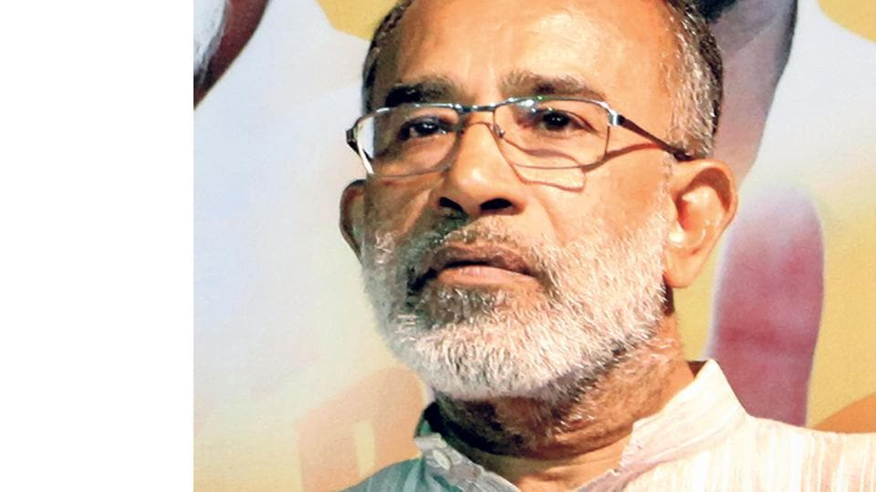 KJ Alphons is among the new ministers inducted into Prime Minister Narendra Modi's cabinet.