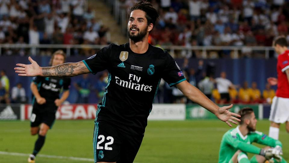 Real Madrid midfielder Isco has signed a contract extension till 2022.