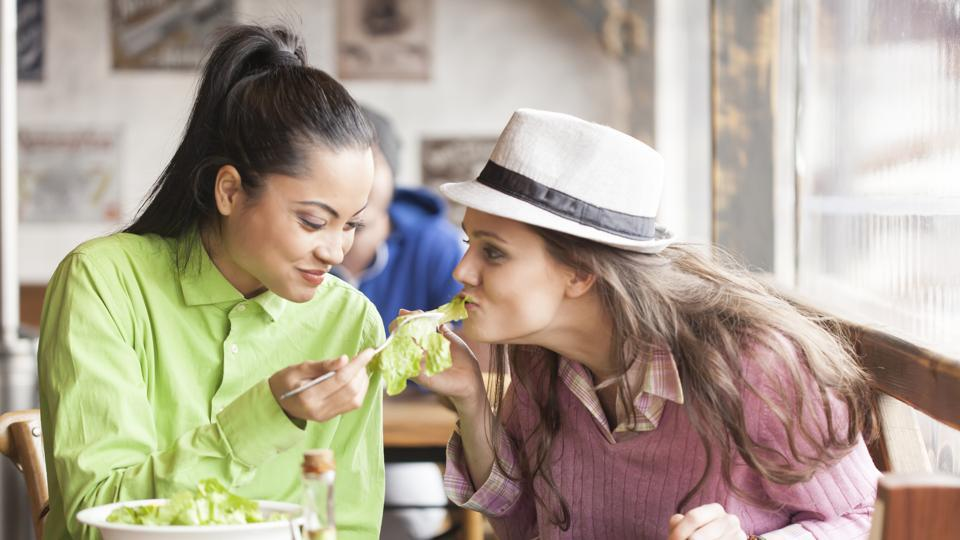 How much salad is too much salad a day? Experts tell us.