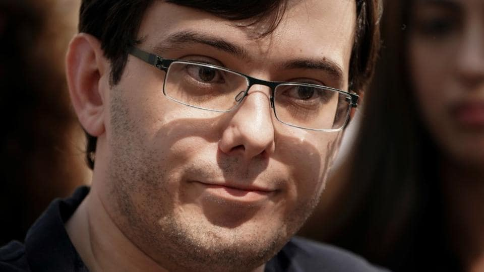 Former drug company executive Martin Shkreli exits US District Court after being convicted of securities fraud, in the Brooklyn borough of New York City, US, August 4, 2017.