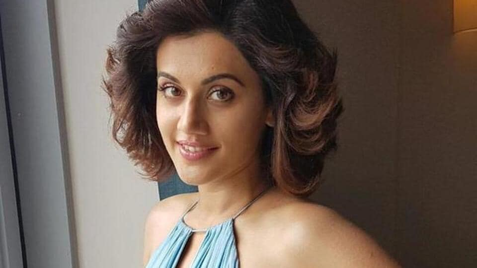 Taapsee Pannu was seen as a spy in Naam Shabana.