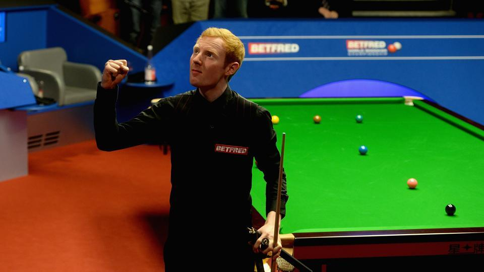 Indian Open,Indian Open Snooker,Anthony McGill