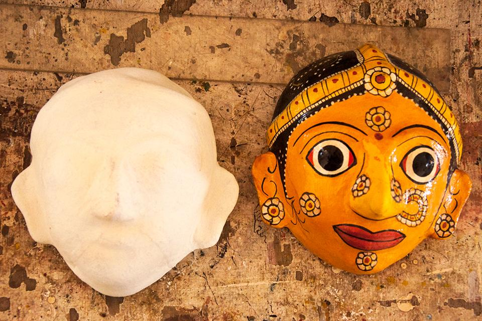 Gyaan Adab in association with Heart for Art presents a Cherial Mask workshop this weekend