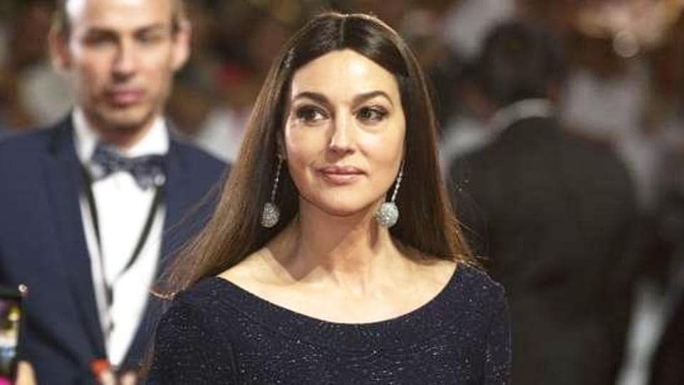 Monica Bellucci's two films will be shown to the audience at the festival.