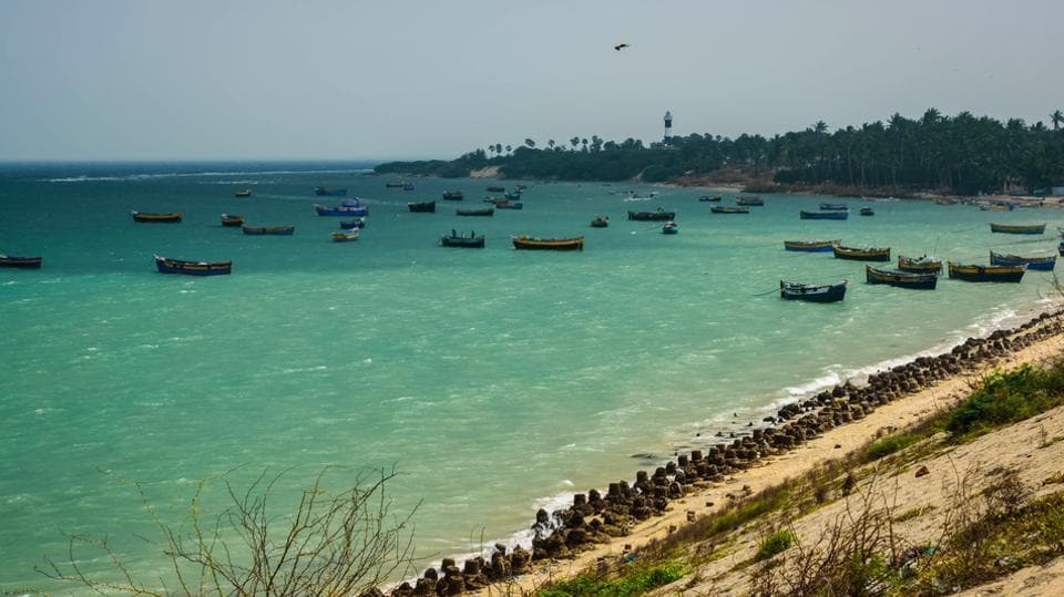 Rameswaram in Tamil Nadu is considered to be one of the holiest places for Hindus.