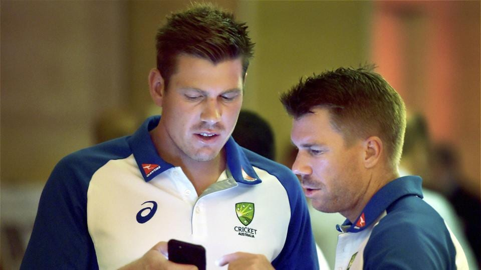 Faulkner and David Warner are two crucial cogs for Australian cricket team in the ODI series against India. (PTI)