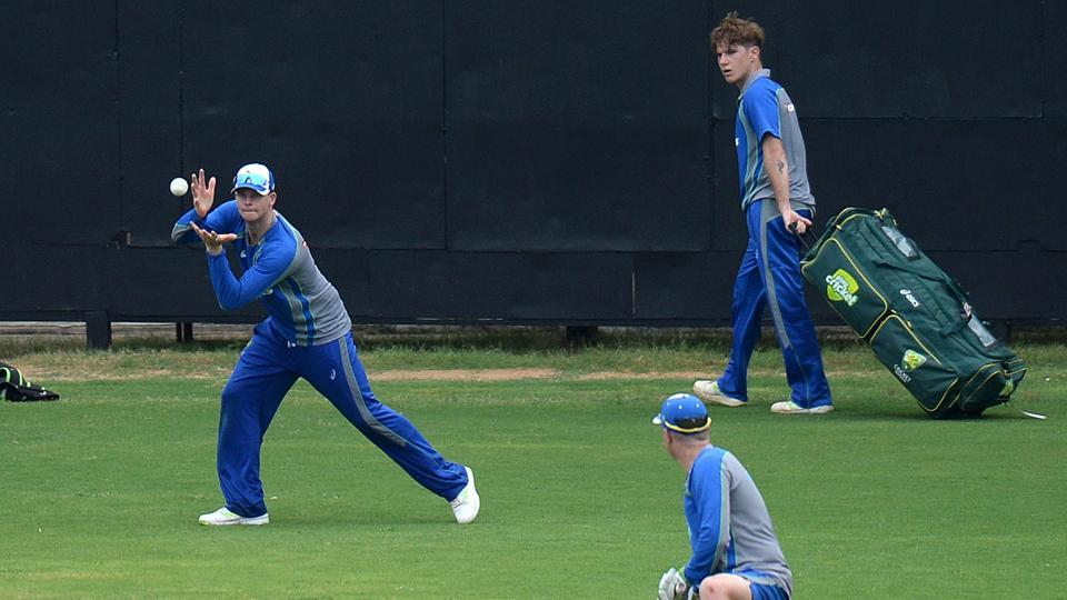 Australia will be aiming to win their first ODI series in India since 2009, which they won 4-2. (AFP)
