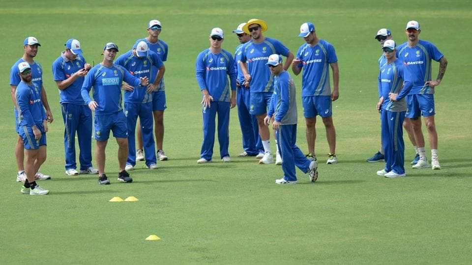 Australia's last ODI series in India was in 2013 and they lost a high-scoring tournament 3-2. (AFP)