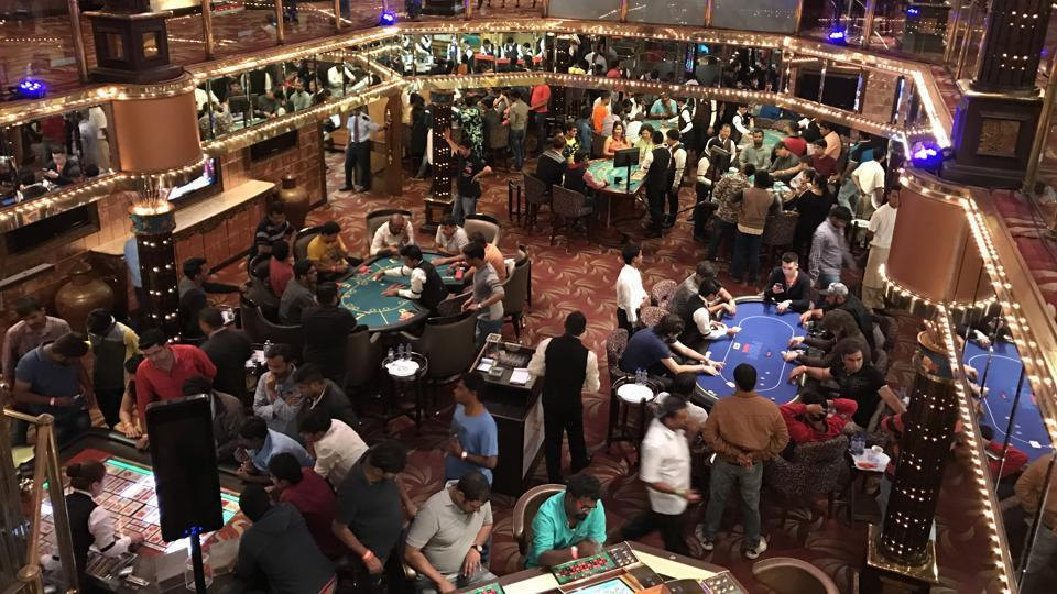 The Goa government directed all the casinos in the state to remain shut for a day on Gandhi Jayanti.