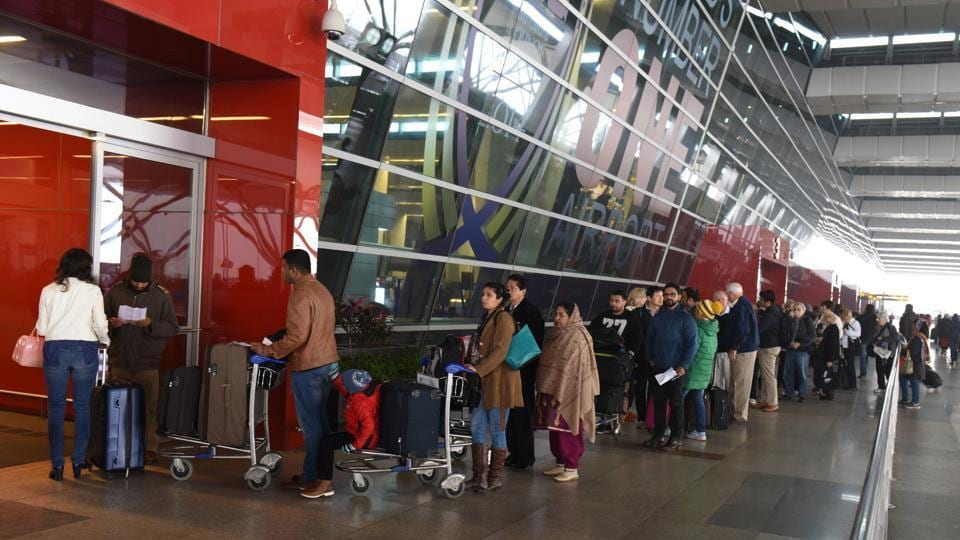 Indigo, SpiceJet and GoAir flights currently operate out of T1. DIAL had initially wanted at least two of them to shift to T2, so it could take up expansion work.