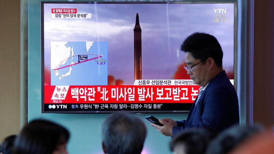 NATO,North Korea missile,Missile launch