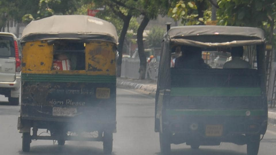 15-year-old diesel autos to be banned: Punjab Pollution Control ...