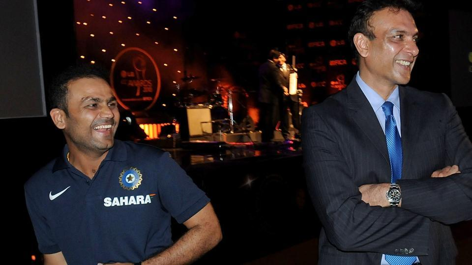Virender Sehwag said that Indian cricket team skipper Virat Kohli had asked him to go ahead and apply for the post of India coach and that's one of the reasons why he decided forward his application to the Board of Control for Cricket in India (BCCI). However, it was reported that Kohli supported Ravi Shastri (right), who became the chief coach after Anil Kumble.