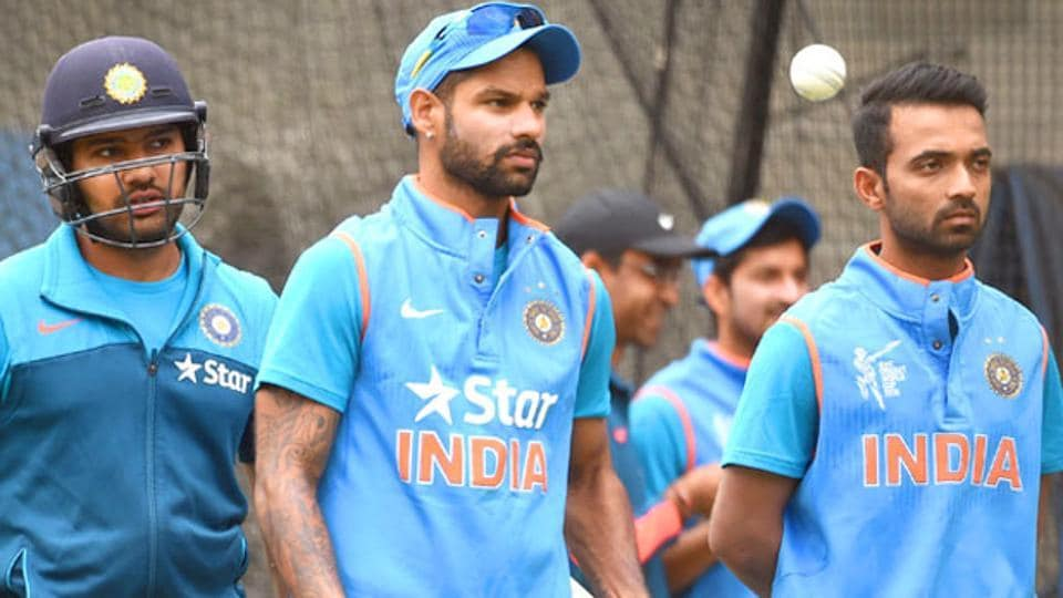 India vs Australia,Rohit Sharma,Ajinkya Rahane