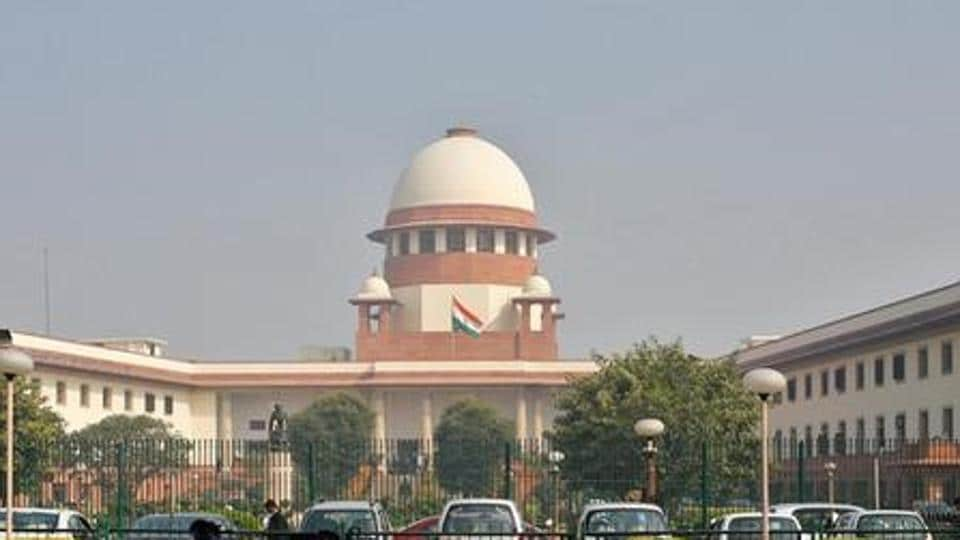 File photo of Supreme Court of India.