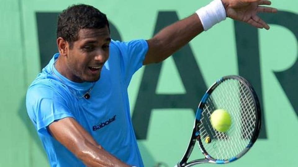 Ramkumar Ramanathan will start India's Davis Cup campaign against Canada in Edmonton on Friday. The Indian plays the opening singles against Canada's Brayden Schnur .