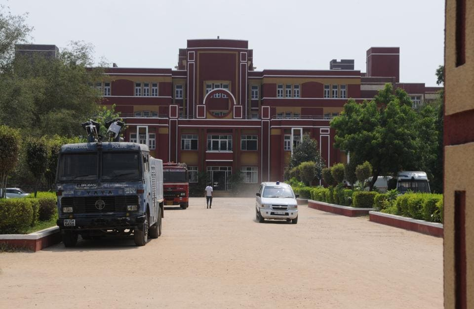 Most students are yet to return to the Ryan International School, Bhondsi, according to parents.